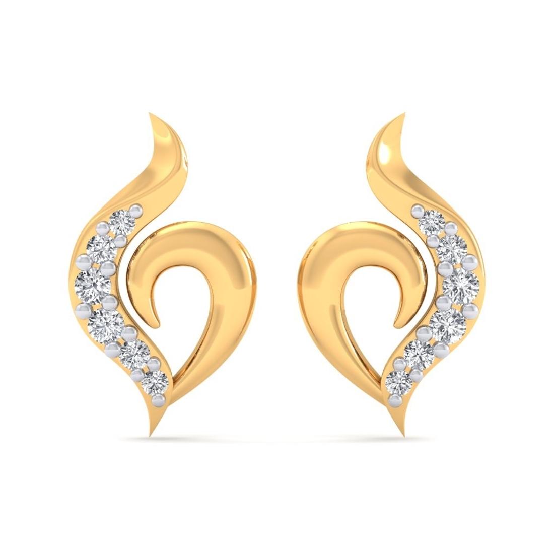 Sarvada Jewels' The Vidonia Earrings