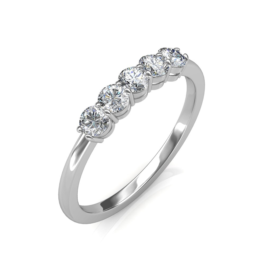Sarvada Jewels' The Sublime Diamond Ring