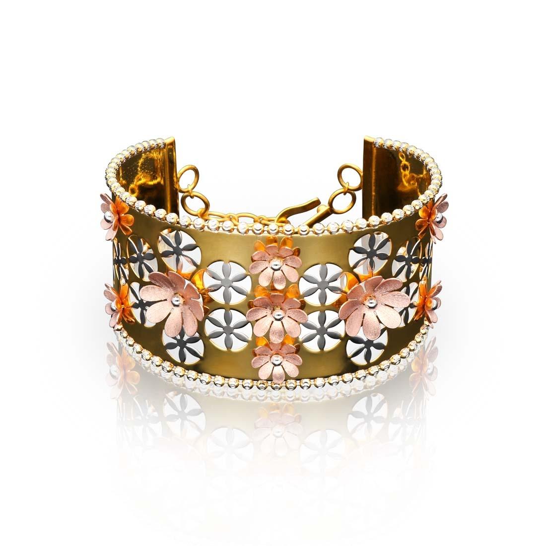 Italian Gold BraceletIBT59