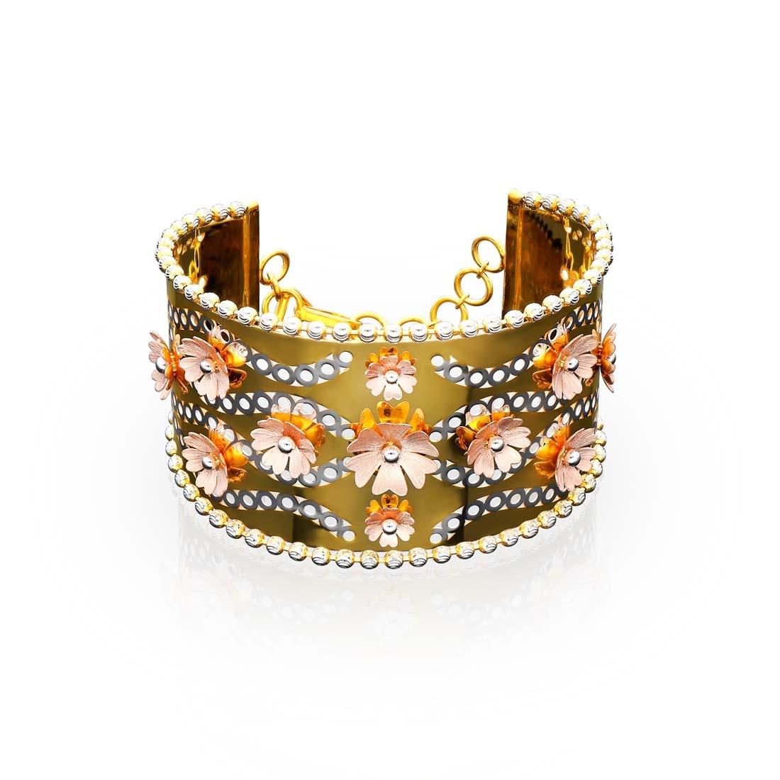 Italian Gold BraceletIBT74