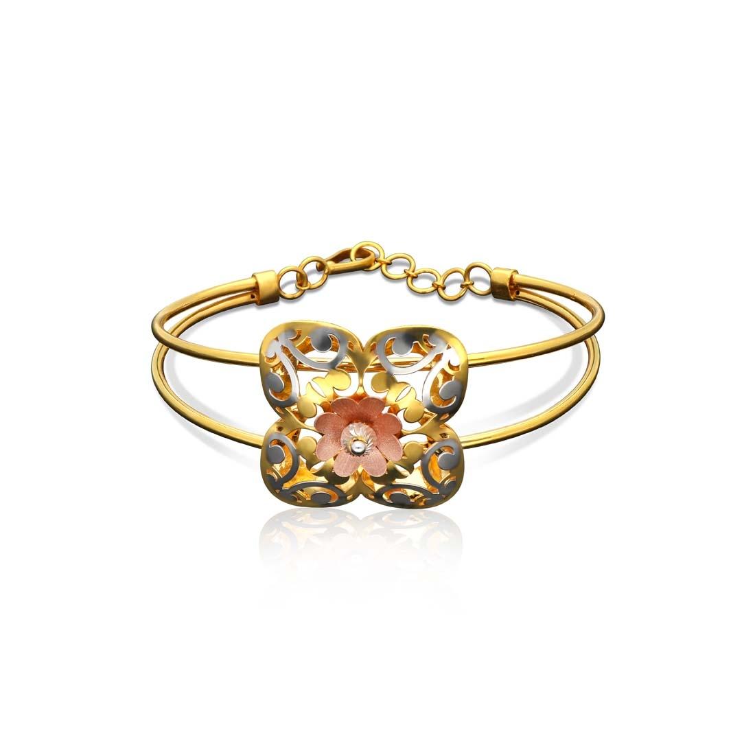 Italian Gold BraceletIBT89
