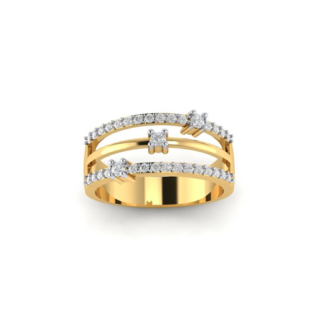 ANKUR JEWELS-DIAMOND STUDDED RING