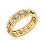 Iski Uski Bleaming Charm Ring
