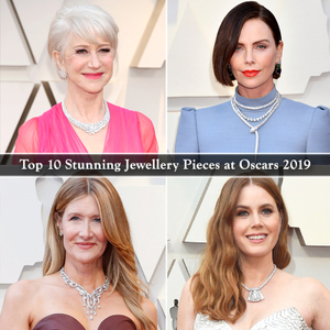 Top 10 Stunning Jewellery Pieces at Oscars 2019