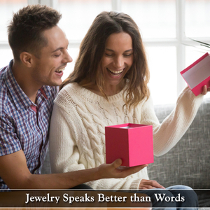 Jewelry speaks better than words