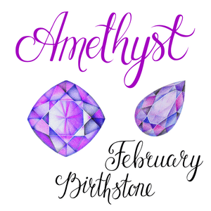 Birthstone guide for those born in the month of February