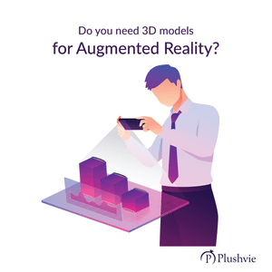 Do you need 3D models for Augmented Reality?