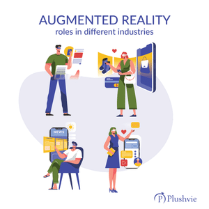 Augmented Reality roles in different industries