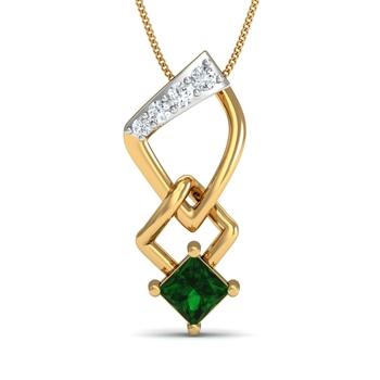 Arkina Diamond's The Jaunty Pendant