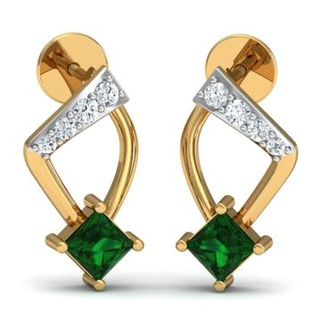 Arkina Diamond's Gorgeous mishi earrings