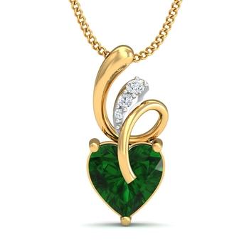 Arkina Diamond's The Snazzy Pendant