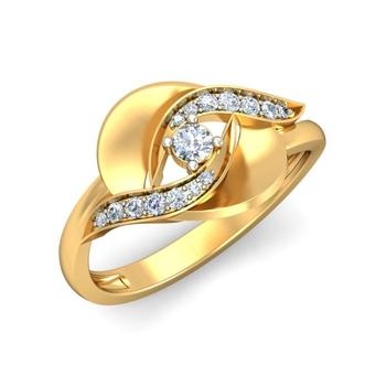 Arkina Diamond's Dauntless Laurel ring