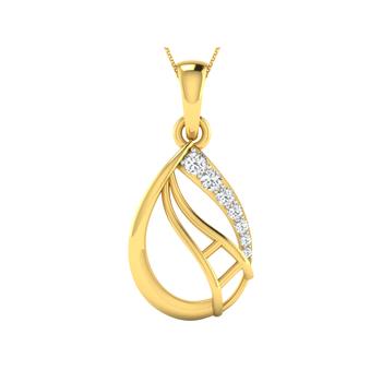 Arkina Diamond's Mayil pendent