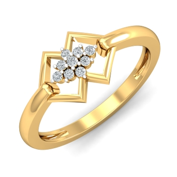 Arkina Diamond's Lailani Diamond ring