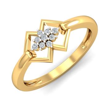 Arkina Diamond's Lailani Diamond ring