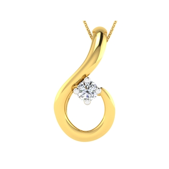 Arkina Diamond's Diamond Heart-Desire Pendant