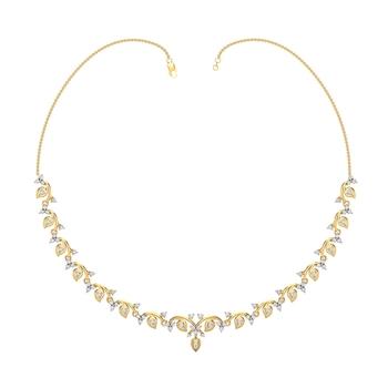 Arkina Diamond's Adoncia Diamond Necklace