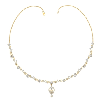 Arkina Diamond's Devika Diamond Necklace