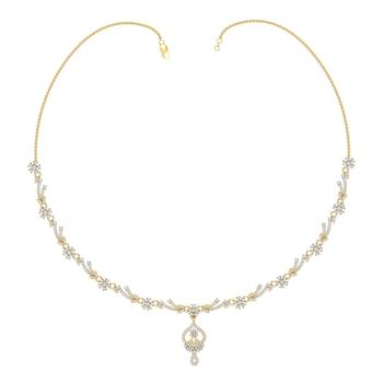 Arkina Diamond's Devika Diamond Necklace