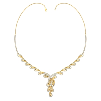 Arkina Diamond's Florida Diamond Necklace