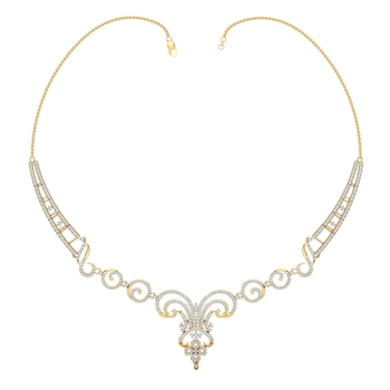 Arkina Diamond's exceptional royal necklace