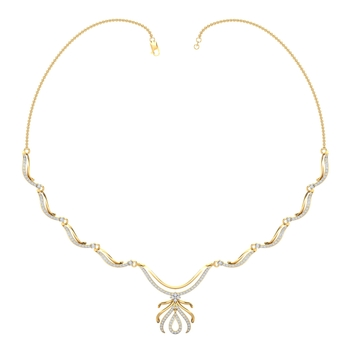 Arkina Diamond's Pleasure Decor Necklace