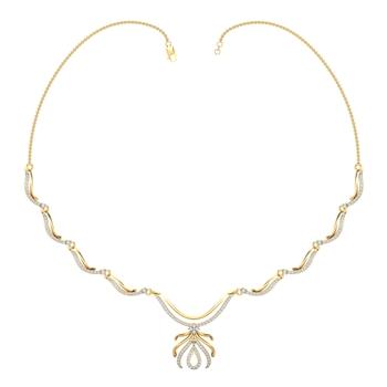 Arkina Diamond's Pleasure Decor Necklace