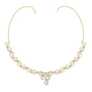 Arkina Diamond's Aissa Diamond Necklace