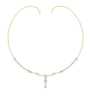 Arkina Diamond's Affectionate Style Necklace