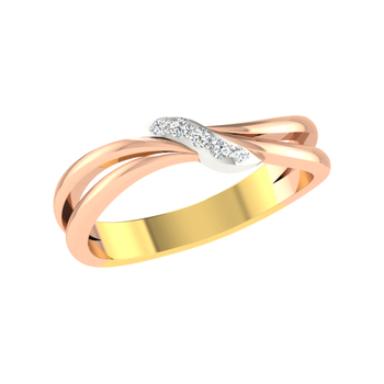 Arkina Diamond's Blushy Love Ring