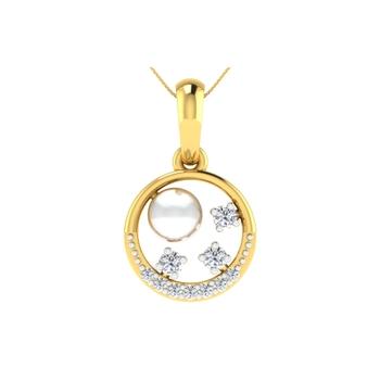 Arkina Diamond's Modern Fashion pendent