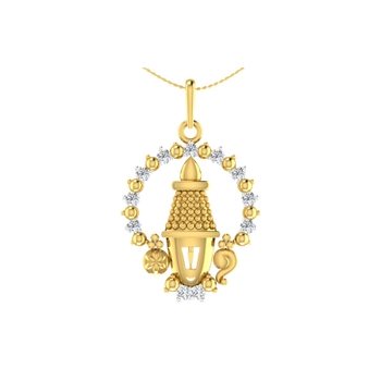 Arkina Diamond's Fashion divine pendent