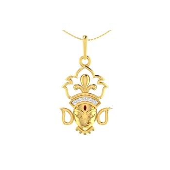 Arkina Diamond's Mata Lakshmi Pendant