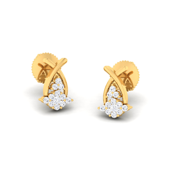 Arkina Diamond's Fashion clip earrings