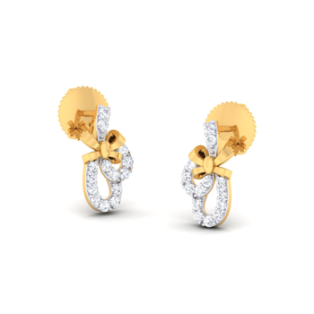 Arkina Diamond's Estelle Diamond Earrings