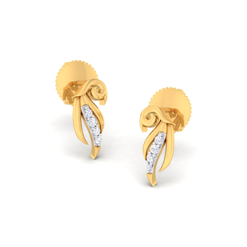 Arkina Diamond's Clera earrings