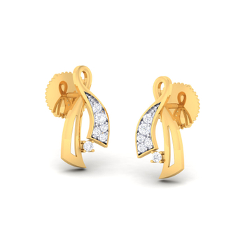 Arkina Diamond's Gabrielle Diamond Earrings