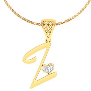 Hearts of Z pendant