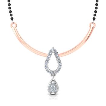 Diamond droplet tanmaniya