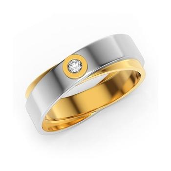 Buy Charu Jewels Diamond Ladies Ring CJLR0627 Online in India