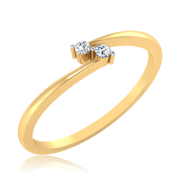 Iski Uski Bliss Heart Ring
