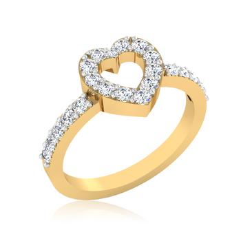 Iski Uski Charming Ring