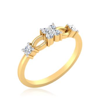 Iski Uski Glossy Ring