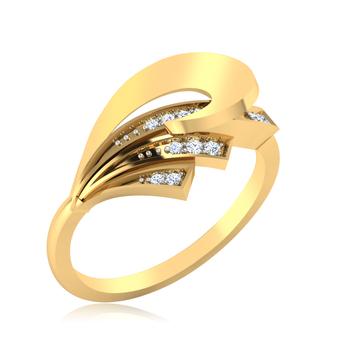 Iski Uski Encomium Ring