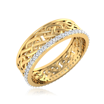 Iski Uski Flame Ring