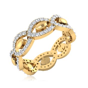 Iski Uski Lustrous Charm Ring