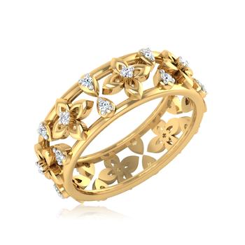 Iski Uski Irradiare Charm Ring