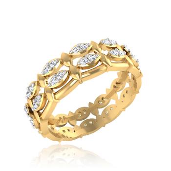 Iski Uski Affinity Heart Ring