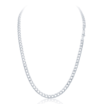 Karatcraft Silver Bali Chain