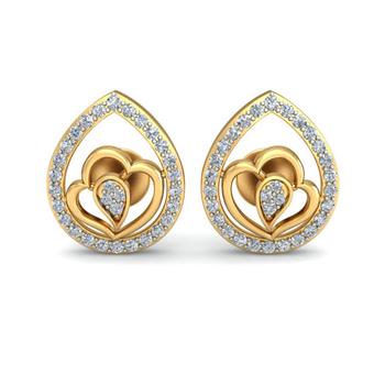 Ornomart's heavens drop Earrings